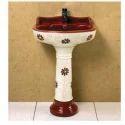 Stylish Pedestal Wash Basin