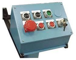 Sheet Metal Single Phase Complete Control Stations, IP Rating: IP55