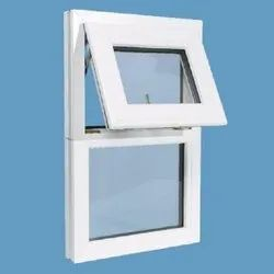 Hinged UPVC Window