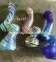 Multi Color Glass Wayet Bubbler
