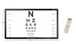 ASF Visual Acuity Chart LED 18.5 inches