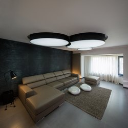 Stretch Ceiling Light