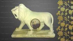 Marble Design Lion