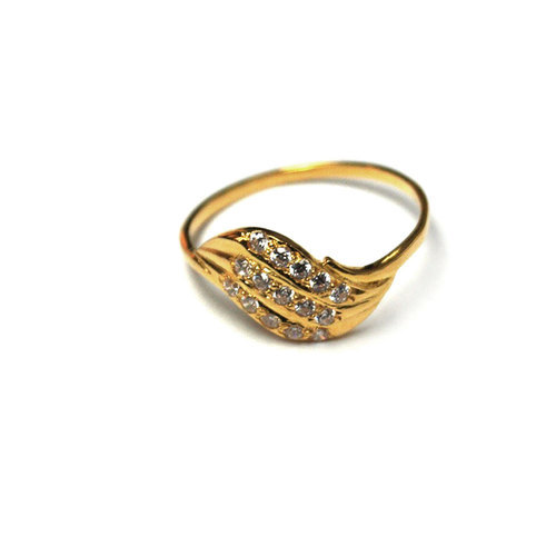 designer gold ring at rs 2500 piece sone ki angoothi स न