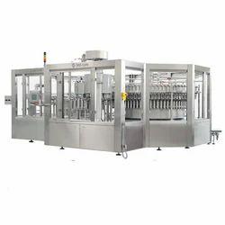 Beverage Machine  Drink Filling Line