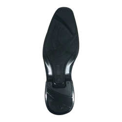 Black 7 Days High Quality PU Shoes Sole