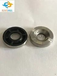 6mm SS Railing Flat Ring Rubber