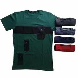 CKL Cotton Designer Mens T-shirts, Size: M - 5XL