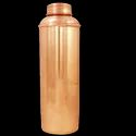 Copper Hammered Jointless Bottle