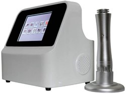 Physio Shock Wave Therapy Machine Table Top