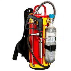 Aska Water Mist Cafs Extinguisher System