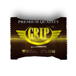 Grip Gold 25x8 Premium Wooden Wall Plug