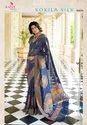 Rajtex Kokila Silk Saree Catalog Collection