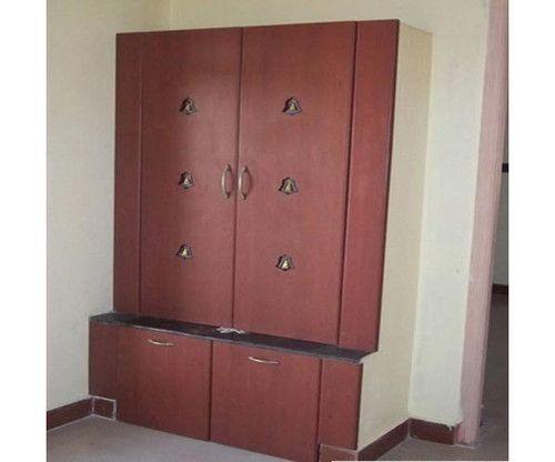 Modular Puja Cabinet Manufacturer from New Delhi