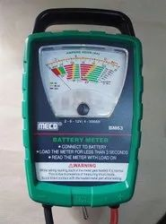 Model BM 63 Meco Battery Capacity Tester