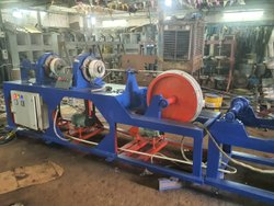 Cotton Covering Machine For Wire