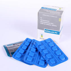 Paracetamol & Phenylephrin HCL Tablet
