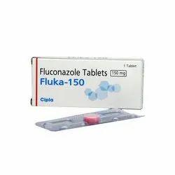 Fluka 150 Mg Fluconazole Tablet