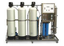500LPH Commercial Reverse Osmosis Plants