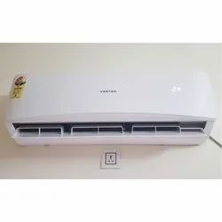 3 Star VESTAR Air Conditioner, For Home And Offices, Coil Material: Aluminium