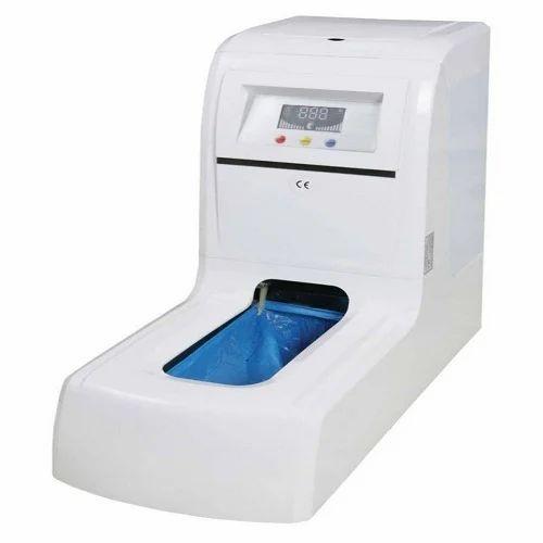 Automatic Shoe Cover Dispenser Machine