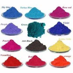 Spray Glossy Coating Powder