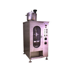 Butter Milk Packing Machine Closed Body