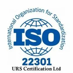ISO 22301:2012 (Business Continuity Management System)