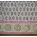 Sanganeri Block Fabric