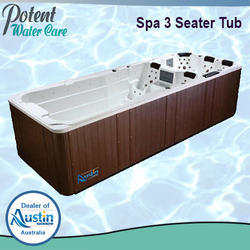 Spa 3 Seater Tub for Residential