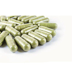 Green Coffee Bean Capsule