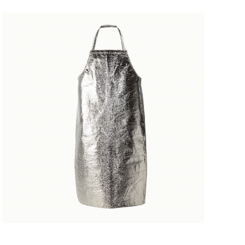 "42"" Aluminised Glass Fibre Heat Protective Aprons, Blast Furnace"