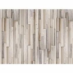 Wood Wooden Wall Panels, Thickness: 10mm
