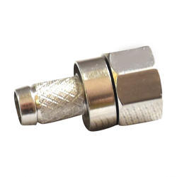Techsmart F Connector, Dc6 Ghz, Contact Material: Silver
