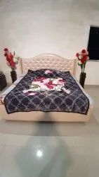 Single Bed Grey Gems Blanket