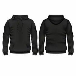 Full Sleeve Nylon Black Designer Jacket
