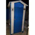 Cement Fiber Toilet 1mtr X 1mtr X 7''''
