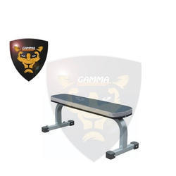 Gamma Fitness Weight Lifting Flat Bench Deluxe