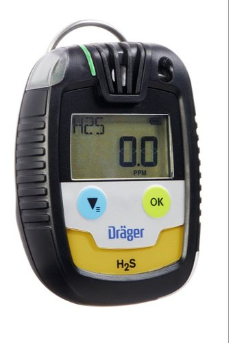 Drager Pac 6000 Single Gas Detector (CO/H2S/SO2/O2) - Ace