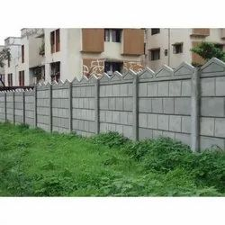 RCC Readymade and Precast Compound Wall