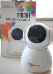 Wireless Wifi 360 Camera 2mp Trueview Snowman
