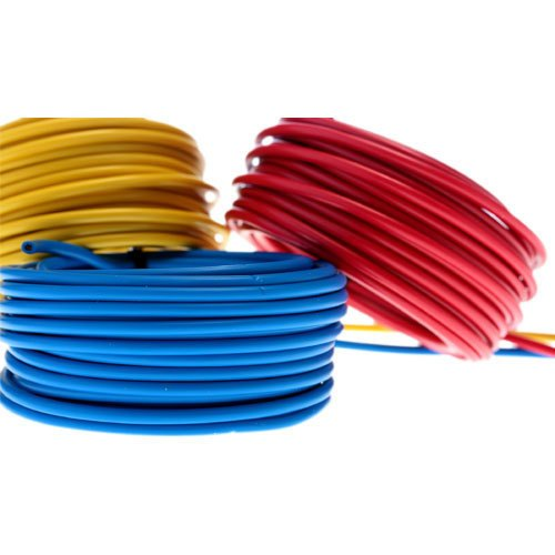 Color: Red, Yellow & Blue RR Kabel House Wire