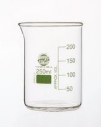 Beaker Tall Form With Spout 100 ml