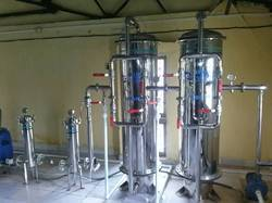 RO Plant for Packaged Drinking Water