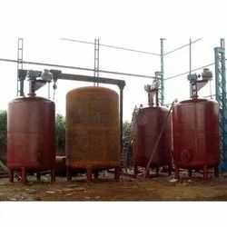 MS Mixer Tanks