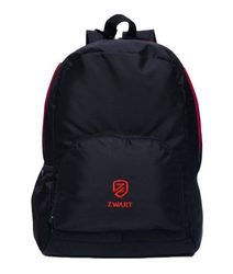 Black And Red Backpack