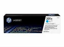 HP 201X Cyan High Yield Original LaserJet Toner Cartridge