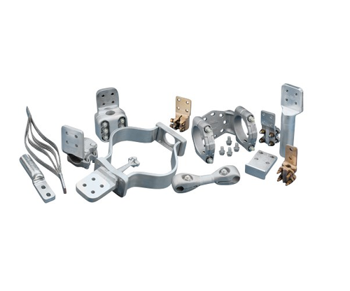 Substation Clamps and Connector - Spacers Manufacturer from Kolkata