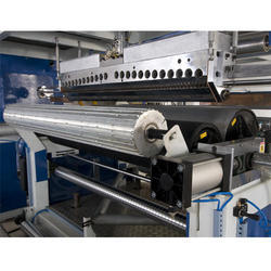 12 Feet Woven Sack Extrusion Coating Lamination Plant