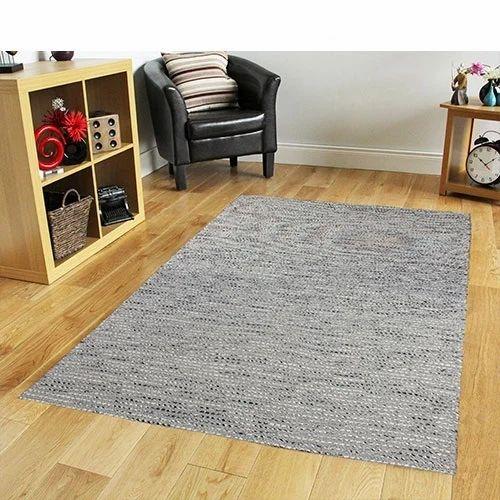 Online Viscose Wool Texture Rug